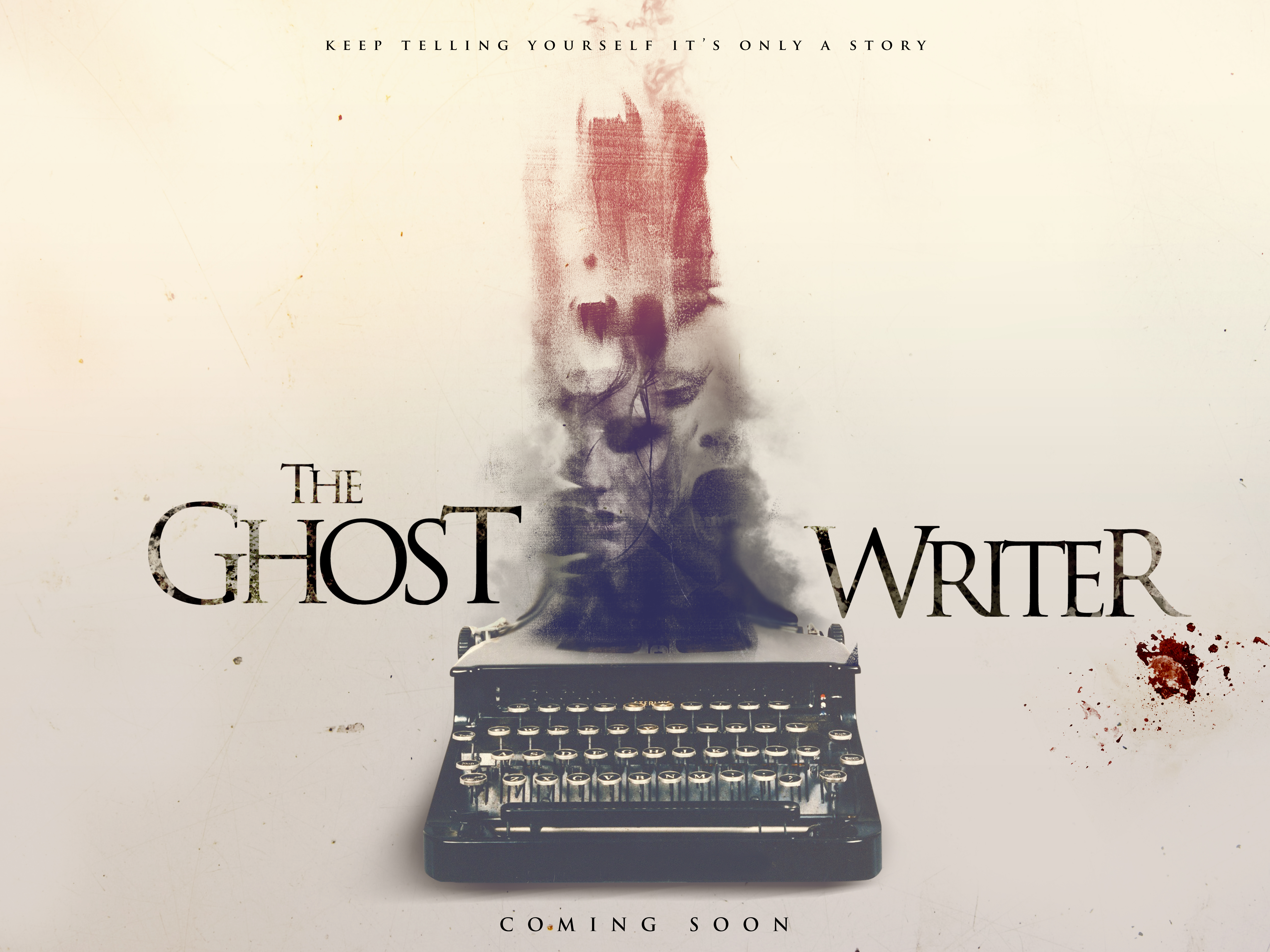 Our Feature The Ghost Writer Is In Post Starfish Films
